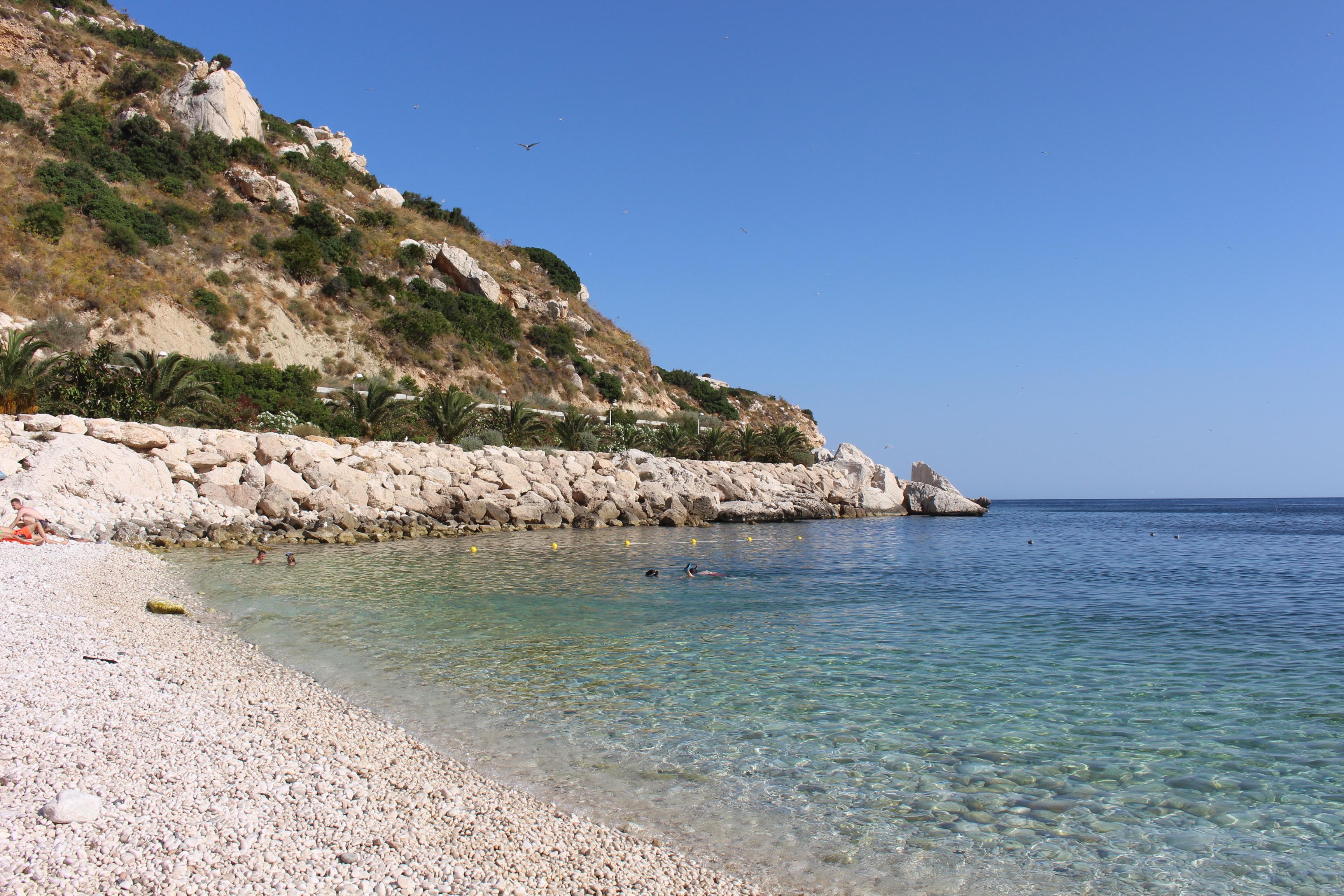 Geheimtipp - Der Strand der Einheimischen