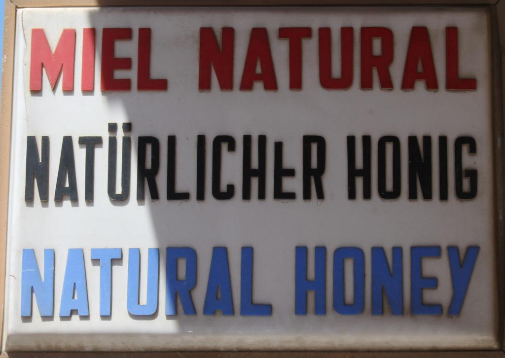 Honig vom Erzeuger